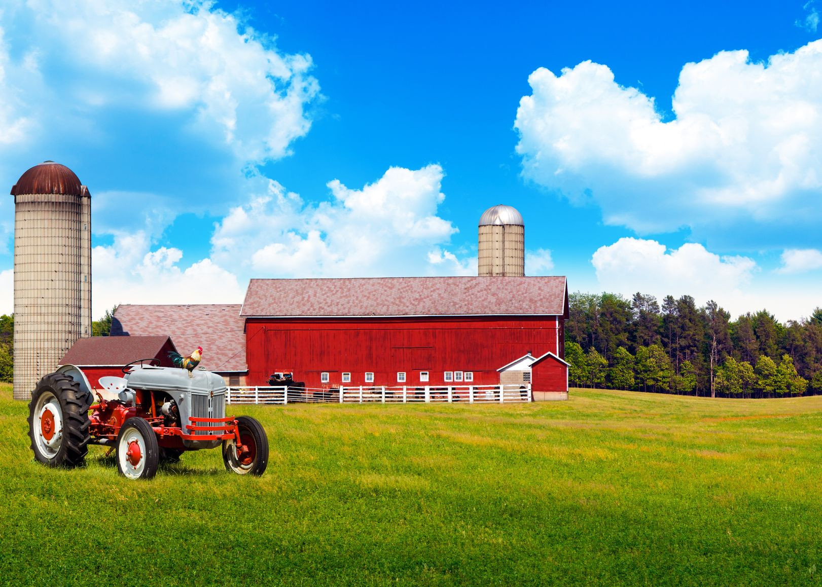 San Antonio, TX. Farm & Ranch Insurance